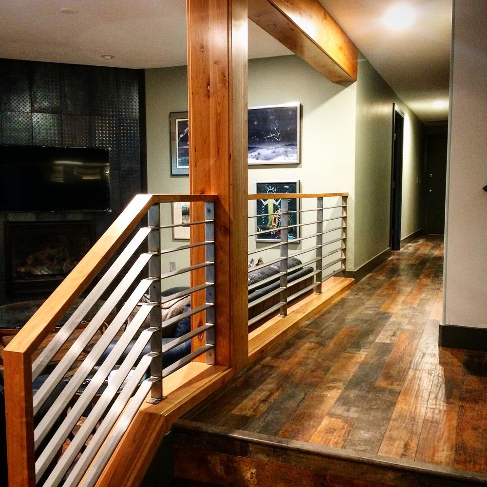 Salt Lake City Basement Remodeling Contractor