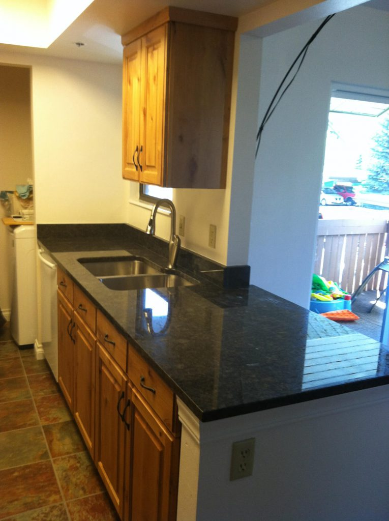 Kitchen Remodel Galley Park City