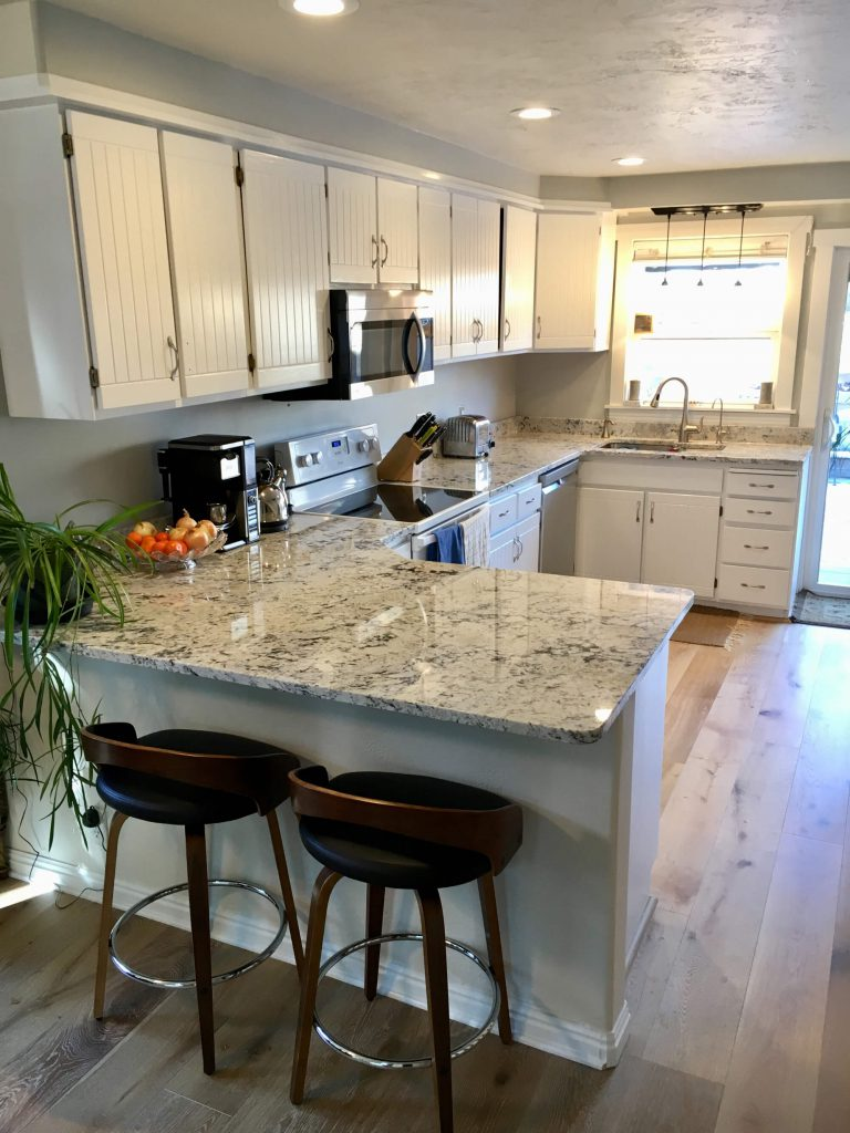 Salt Lake City – Kitchen Remodel