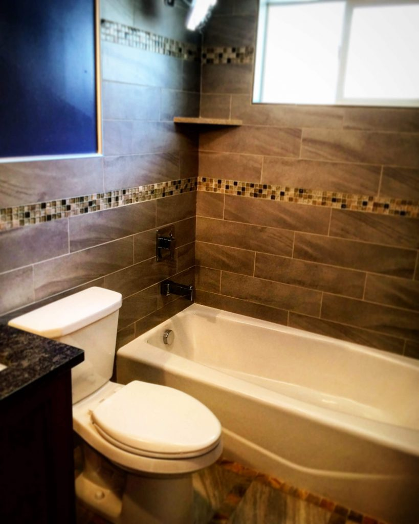 Salt Lake Sugar House Bathroom Remodel