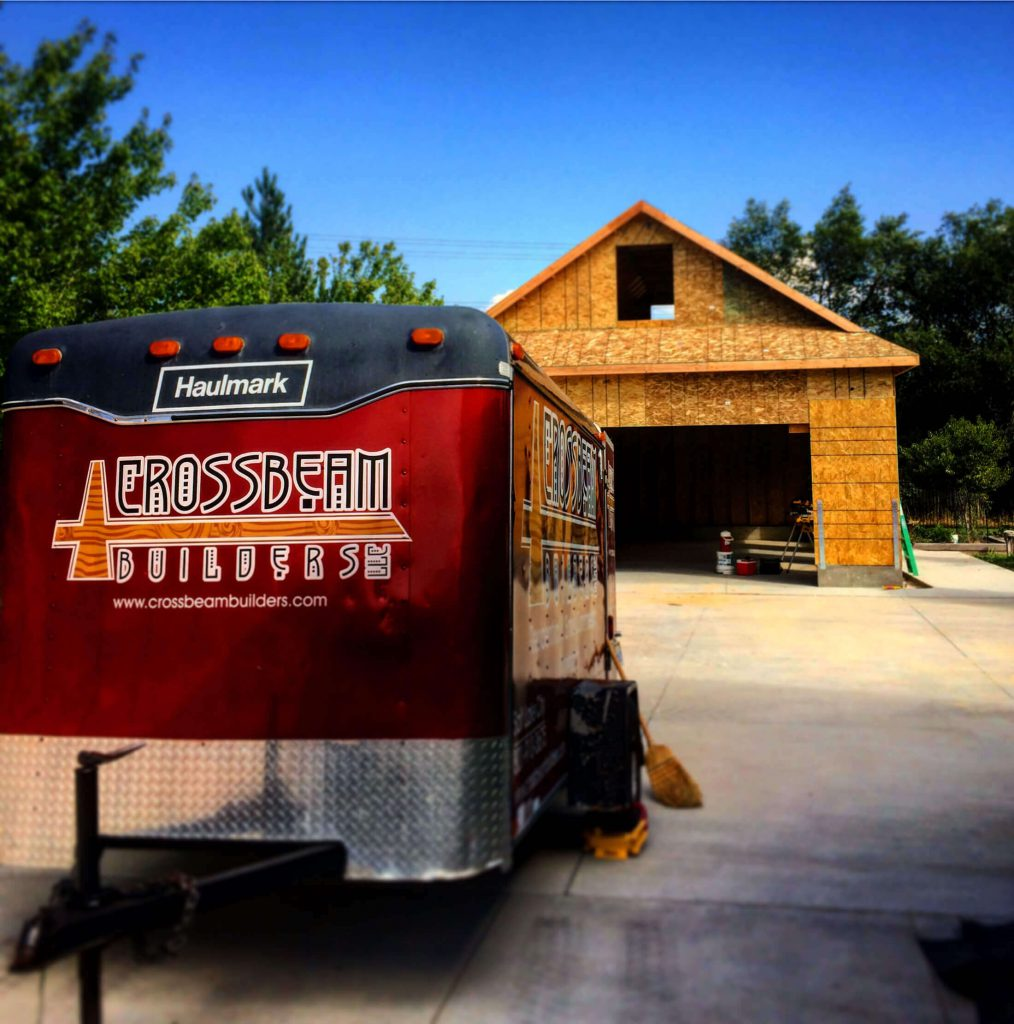 Taylorsville Custom Garage Project Trailer