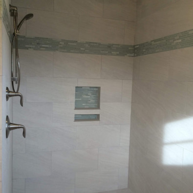 Bathroom Remodel Park City - Master Shower