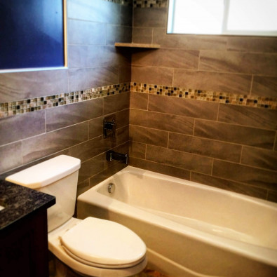 Small Bathroom Remodel - Salt Lake City