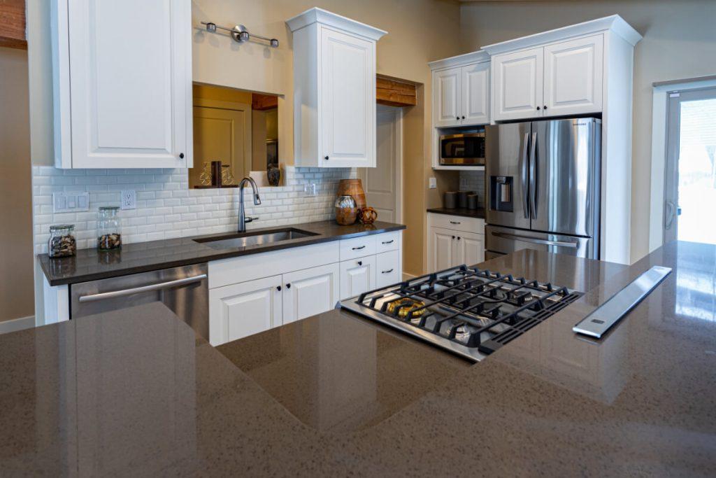 Park City Kitchen Remodeling Quartz Countertops