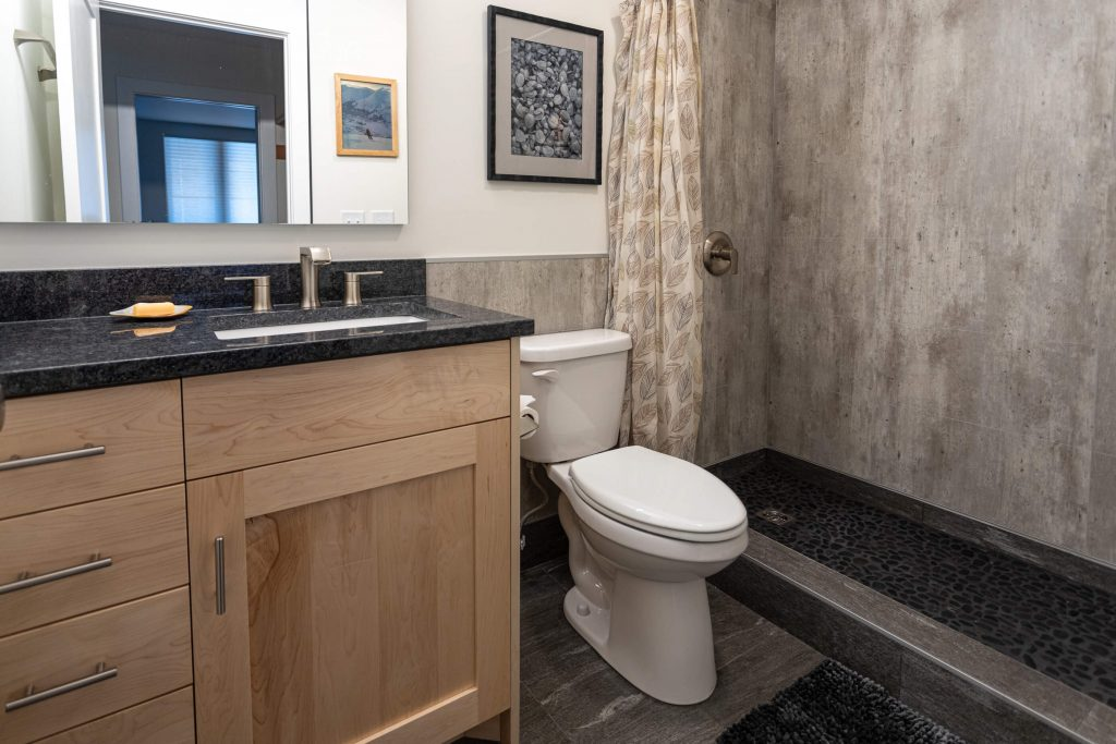Sandy Bathroom Remodel