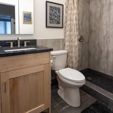 Sandy Bathroom Remodel