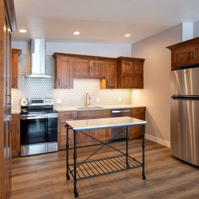 Sandy Kitchen Remodeling for Alta Condo