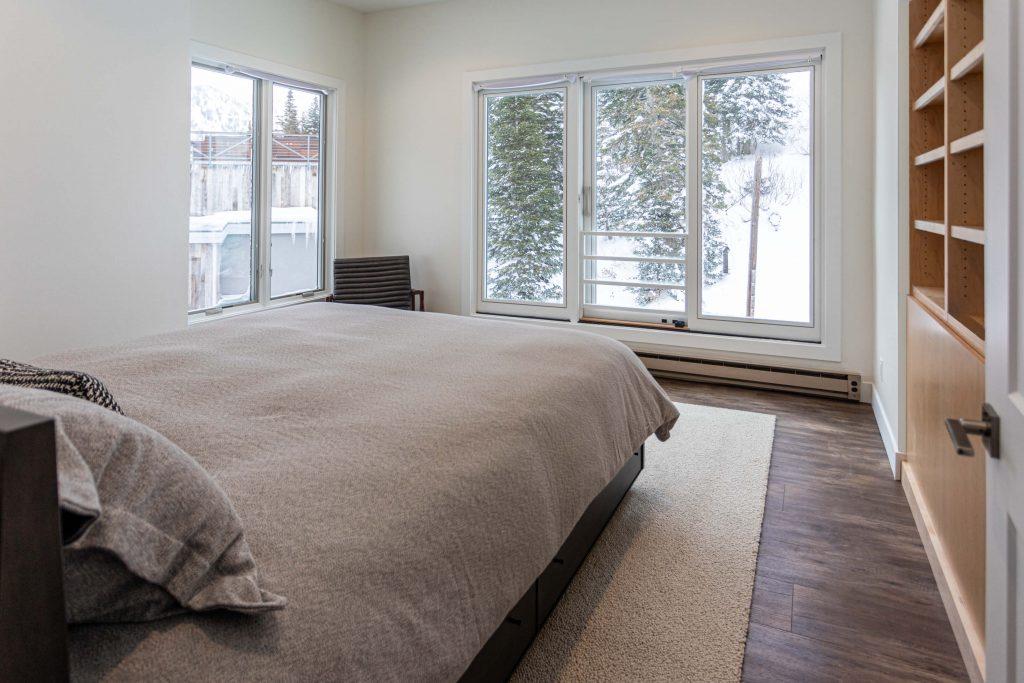 Sandy Bedroom Renovation for Alta Condo