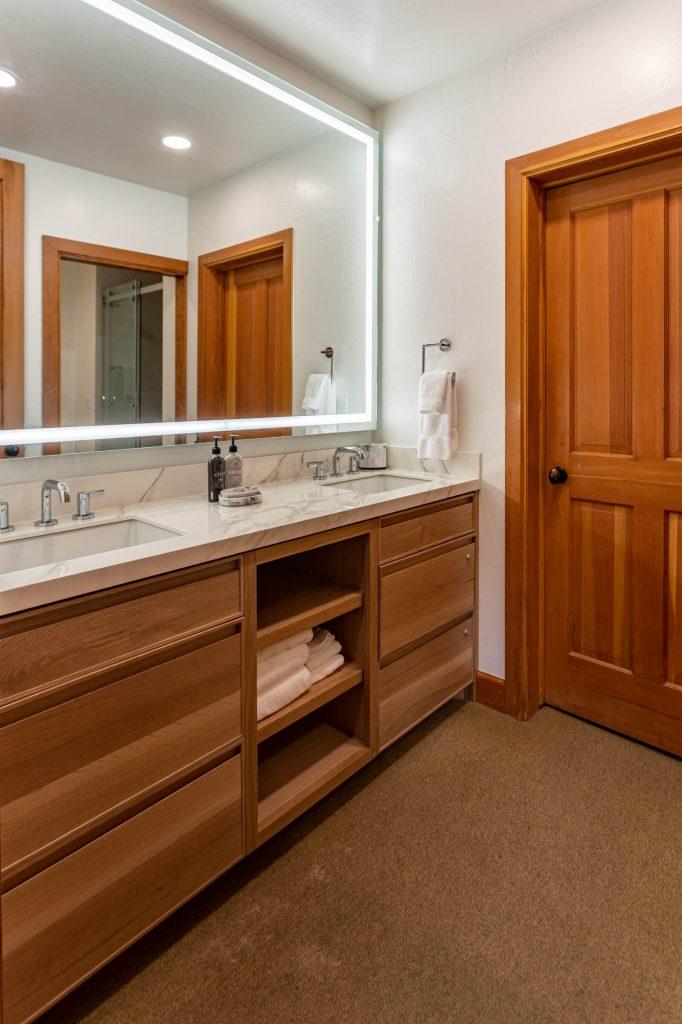 Park City Condo Master Bathroom Remodel
