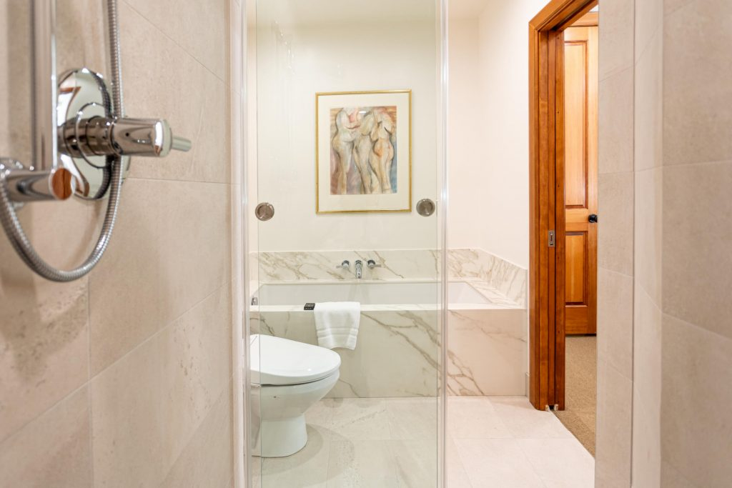 Park City Condo Master Bathroom Remodel with Jetted Tub