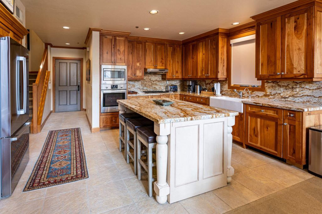 Kitchen Remodel for Park City Condo